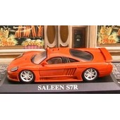 Saleen S7r Rouge Red Ixo Altaya 1/43 Sport Race Competition