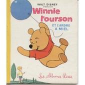 Winnie L'ourson Et L'arbre A Miel de walt disney