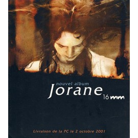 JORANE. PLV promo marketing. 2001