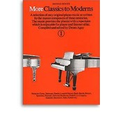 More Classics To Moderns (Denes Agay) - Piano - Yorktown