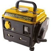 Delco Md91 - Groupe �lectrog�ne Silencieux 700 W 1.5 Ch
