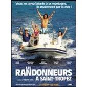 Les Randonneurs A St Tropez - Dvd Locatif de Philippe Harel