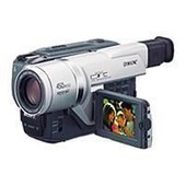 Sony Handycam DCR-TRV120E - Cam�scope