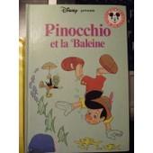 Pinocchio Et La Baleine de walt disney
