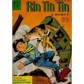 Rintintin & Rusty - 1ere S�rie - Vedettes Tv N� 105