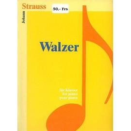 Walzer pour piano