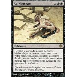 Ad Nauseam - Magic Mtg