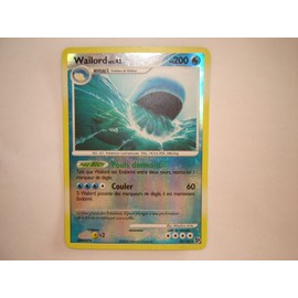 POKEMON - WAILORD - 200 PV, occasion