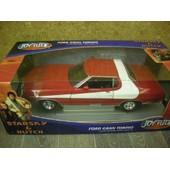 Starsky Et Hutch.Ford Gran Torino 1/18 �me Metal