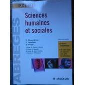 Sciences Humaines Et Sociales - L'homme, La Soci�t� Et La M�decine de Lazorthes