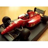 F1 1/43 Onyx - Ferrari F92a (1992) - Ivan Capelli