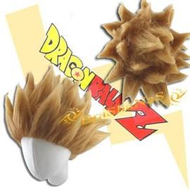 Dragonball Z Perruque D�guisement Costume - Taille Unique