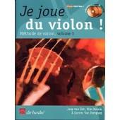 Je Joue Du Violon Vol 1 (+ 1 Cd) - De Haske