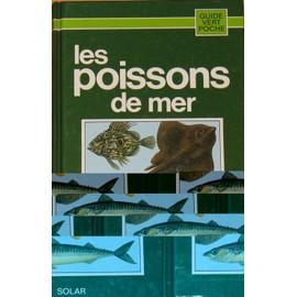 Poissons De Mer (Guid.Poch)Car - Fritz Terofal