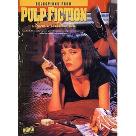 Selections From Pulp Fiction Piano, Vocal & Guitar (with Chord Boxes)