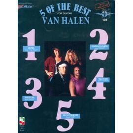 VAN HALLEN 5 of the best for guitar