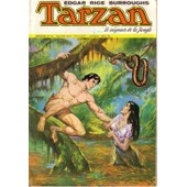 Tarzan Le Seigneur De La Jungle N� 44, Hommes-Crocodiles Contre Amazones
