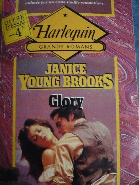 Glory - Janice Young Brooks - Grands romans