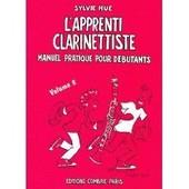 L'apprenti Clarinettiste Clarinette Volume 2
