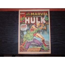 Hulk N� 51 : The Space Parasite Strikes