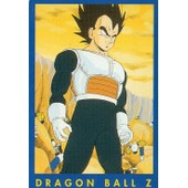 Collection Dragon Ball Z Serie 1 N�37-Vegeta