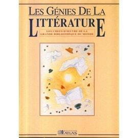 Les G�nies De La Litt�rature : Chefs-D'oeuvre Biblioth�que Du Monde N� 1 : 6 Classeurs 1220 Fiches, 90 Titres: 1. Antiquit� Moyen Age Renaissance 2. 17e 18e Si�cle, 3-4. 19e Si�cle, 5-6. 20e Si�cle
