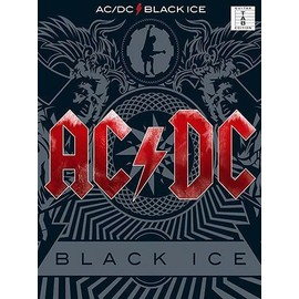 ACDC : black ice - chant et guitare tablatures