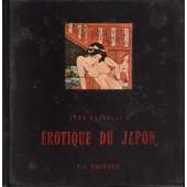 Erotique Du Japon de LESOUALC'H Th�o