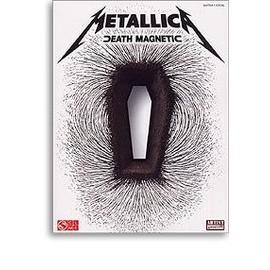 Metallica : death magnetic - guitare basse