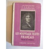 Les Nouveaux Textes Fran�ais_Classe De Sixi�me de Chevaillier Et Audiat J R Et P