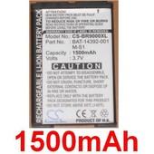 Batterie Pour Blackberry Bold 9000, 9030, 9900, Niagara, Pluto, P/N: M-S1, Bat-14392-001, Acc14392-001, **1500mah**