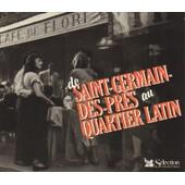 De Saint Germain Des Pres Au Quartier Latin - Coffret 5cd (110 Chansons)