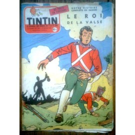 Tintin 1956 N� 381