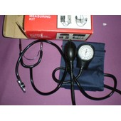Tensiom�tre Manuel + St�thoscope