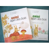 Lot Gridi, Lapin Des Bois - Livrets 1 Et 2 de JULIENNE, G.