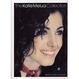 Katie Melua : collection - chant + piano + accords