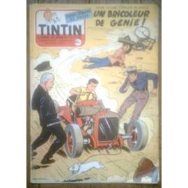 Tintin 1955 N� 377