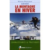 La Montagne En Hiver de Alain Douc�