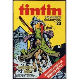 Tintin Pocket S�lection N� 23