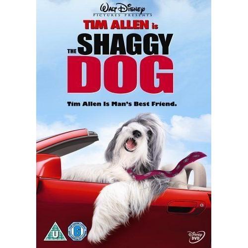 The Shaggy Dog [Import anglais]