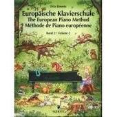 Emonts : M�thode De Piano Europ�enne Vol 2