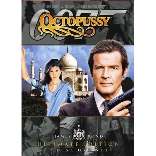OCTOPUSSY [IMPORT ANGLAIS] (IMPORT)  (COFFRET DE 2 DVD)
