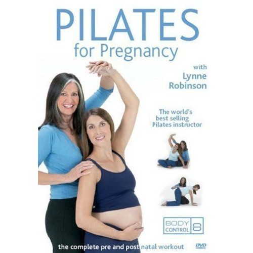 LYNNE ROBINSON - PILATES FOR PREGNANCY [IMPORT ANGLAIS] (IMPORT) (DVD)