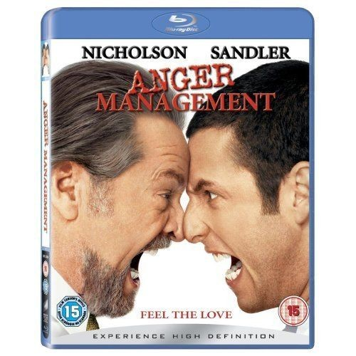 ANGER MANAGEMENT [BLU-RAY] (IMPORT) (BLU-RAY)