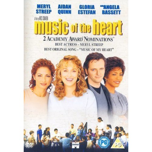 Music of the Heart [Import anglais]