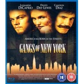 Gangs Of New York - Blu-Ray de Martin Scorsese