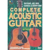 Mel Reeves - Complete Acoustic Guitar
