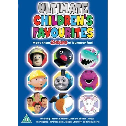 Children's Favourites - Ultimate [Import anglais]
