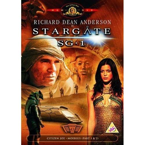Stargate Season 8 - Vol. 43 - Import Zone 2 UK (anglais uniquement) [Import anglais]