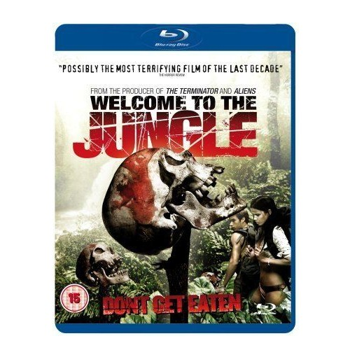 WELCOME TO THE JUNGLE [BLU-RAY] [IMPORT ANGLAIS] (IMPORT) (BLU-RAY)